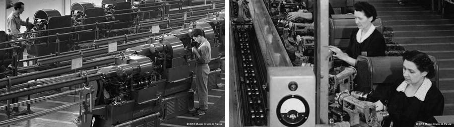 <p>義大利戰前就積極發展工業</p>