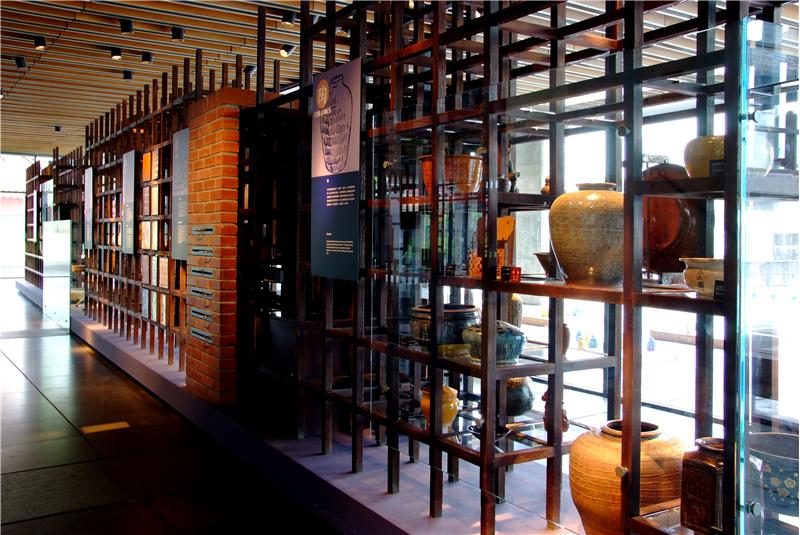 <p>新北市立鶯歌陶瓷博物館</p>