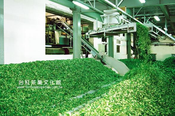 <p>關西台紅茶業文化館</p>