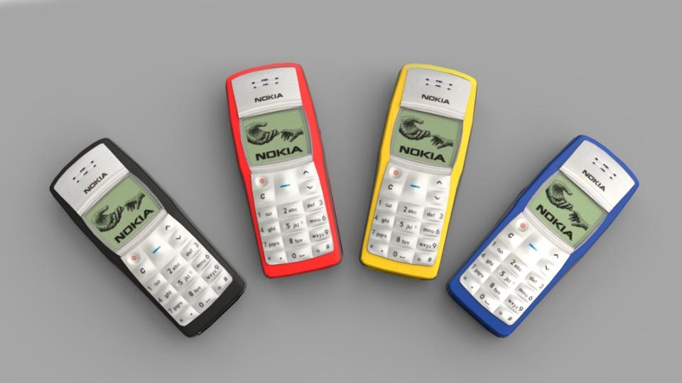 """<p style=""""text-align: left;""""><span style=""""font-size:24px;""""><strong>Nokia 1100</strong></span></p>  <p style=""""text-align: left;""""><span style=""""font-size:24px;"""">Nokia </span><span style=""""font-size:24px;"""">1100行動電話,可以更換彩殼,是有史以來銷量最高的手機。</span></p>"""
