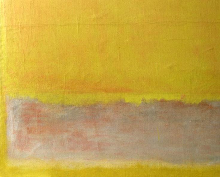<p>Detail,&nbsp;Rothko&nbsp;Untitled&nbsp;c.1950&ndash;2&nbsp;after&nbsp;treatment</p>