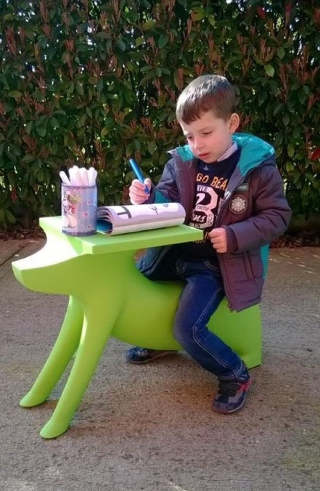 <p>《BigWill》學習課桌椅</p>