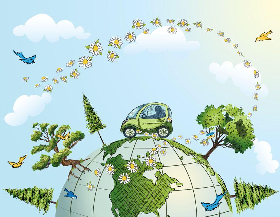 <p>綠色能源</p>
