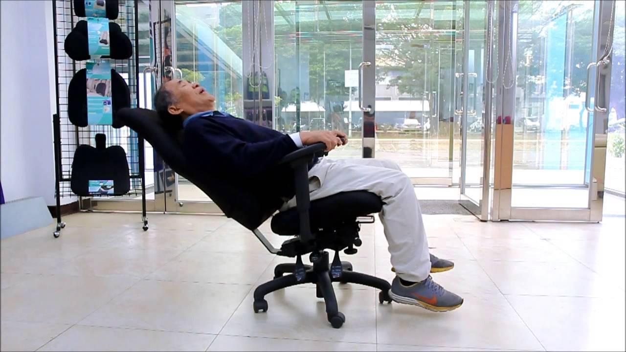 <p><i>凝膠減壓人因工程辦公椅 </i>&nbsp;</p>