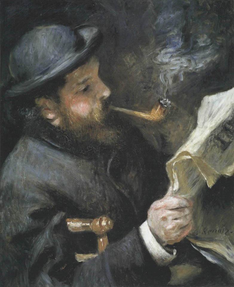<p>Claude Monet</p>