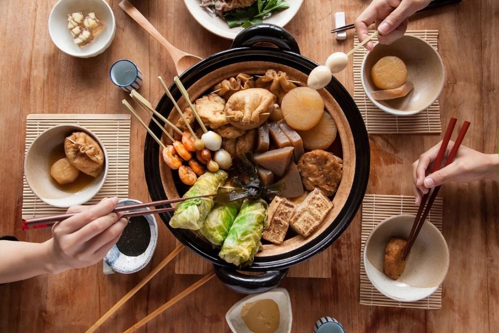 日本料理飲食文化